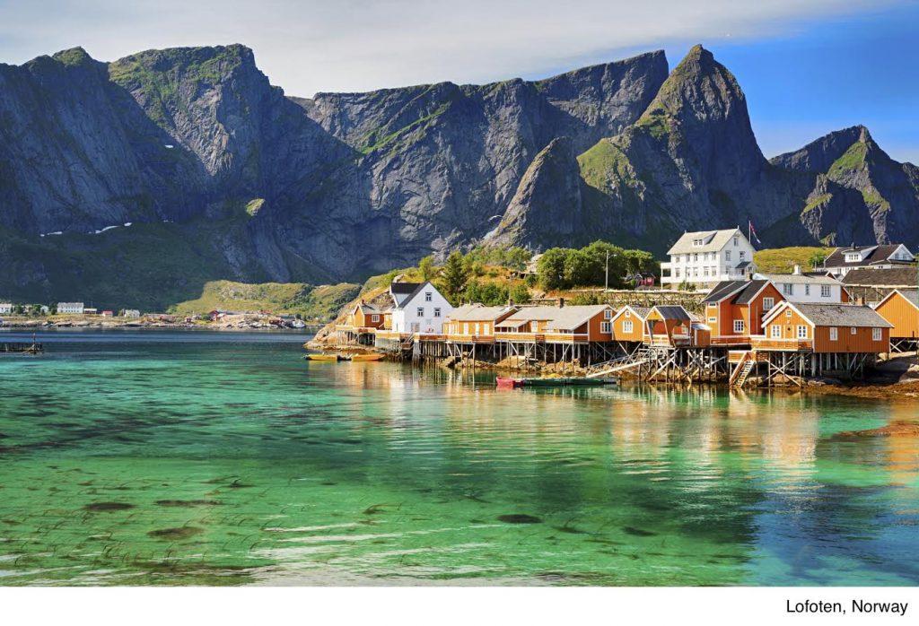 Summertime in Norway