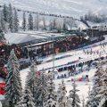 Hochfilzen Biathlon Stadion