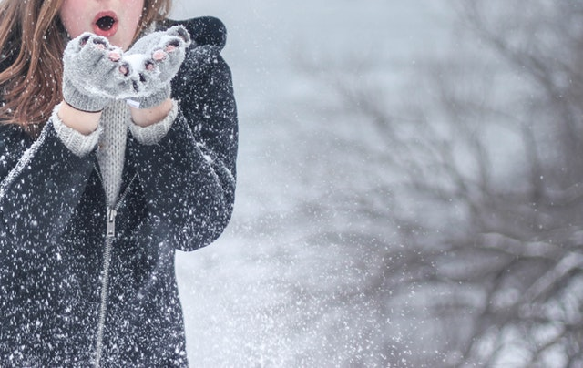 Omega-3 fish oil supplements during winter