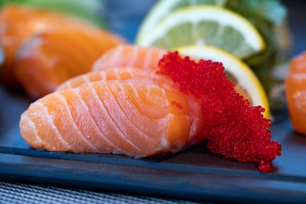 Which products provide abundant amounts of Omega-3 fatty acids
